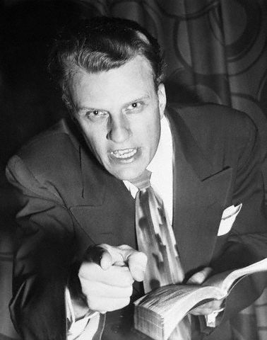 Billy Graham 1951