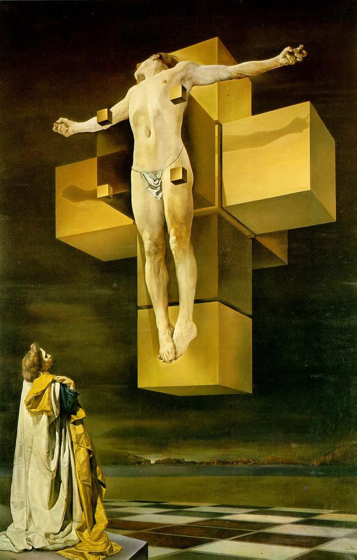 dali-crucifix