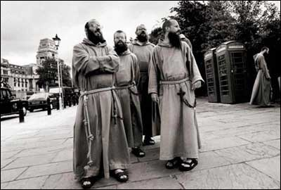 the Franciscan Friars of