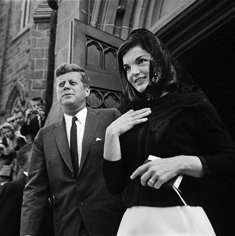 JFK dating Jackie